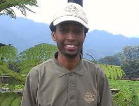 Norbert Rwanda Safari Guide